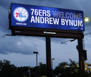 bynum billboard