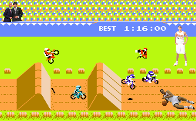 Thank you to the creators of Excitebike for the time I spent playing your game as a child.