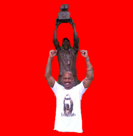 The Godfather of the 30-10-0 Club honored with a statue for having 4 such games